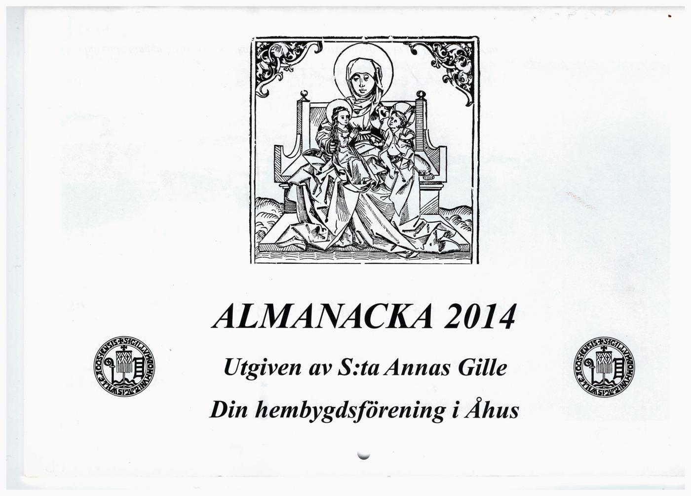 Almanacka 2014 Gamla bilder tobaksodling