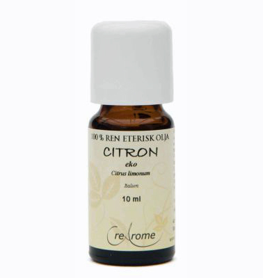 Citronolja Ekologisk Eterisk 10 ml