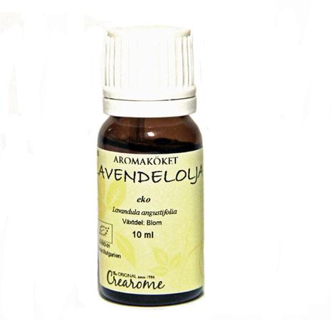 Lavendelolja Ekologisk Eterisk 10 ml
