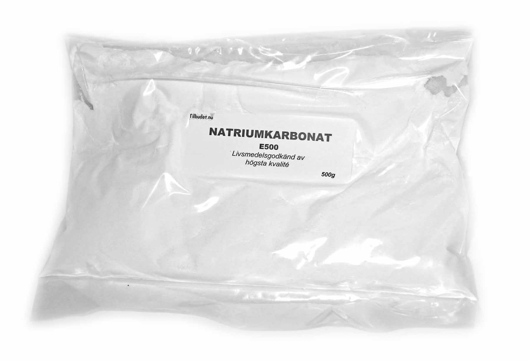Natriumkarbonat E500 500g