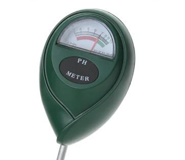 pH-Mätare för jord