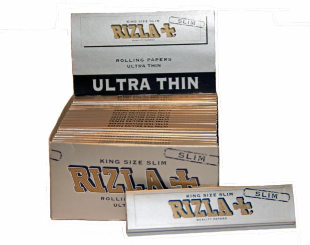 Rizla Cigarettpapper King size slim 50 st
