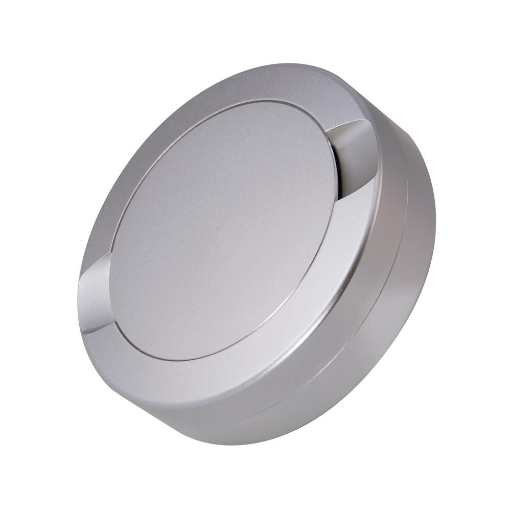 Snusdosa DUS med askkopp Aluminium