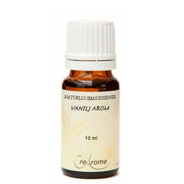 Vanilj arom ekologisk 10 ml