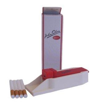 John Silver Cigarettmaskin för hylsa