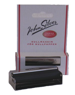 John Silver Rullmaskin för cigarettpapper