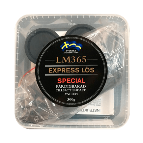 Snussats Express lös Special 300 g