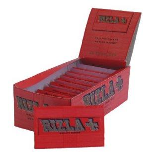 Rizla Röd Cigarettpapper