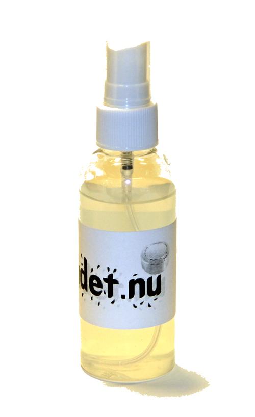 Sprayflaska 100 ml för fuktning av portionssnus