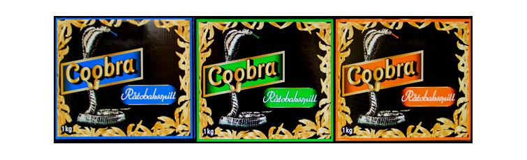 Prisvärt Råtobaksspill från Coobra